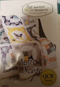 MetroScape pattern by Sew Kind of Wonderful