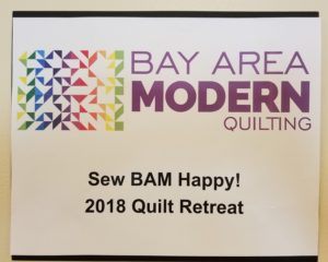BAM Sew Happy Retreat