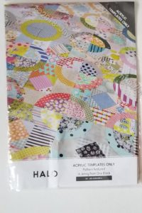Ring Toss (Halo Top by Jen Kingwell) Template Set