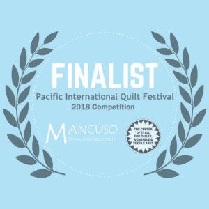 PIQF Finalist Image Quilt