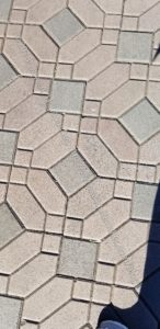 Tomorrowland pavers