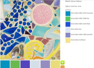 ColorPlay n.3 Mosaics/Tile