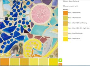 ColorPlay n.7 - Mosaics/Tile