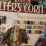 Mill End shop: quilter's corner