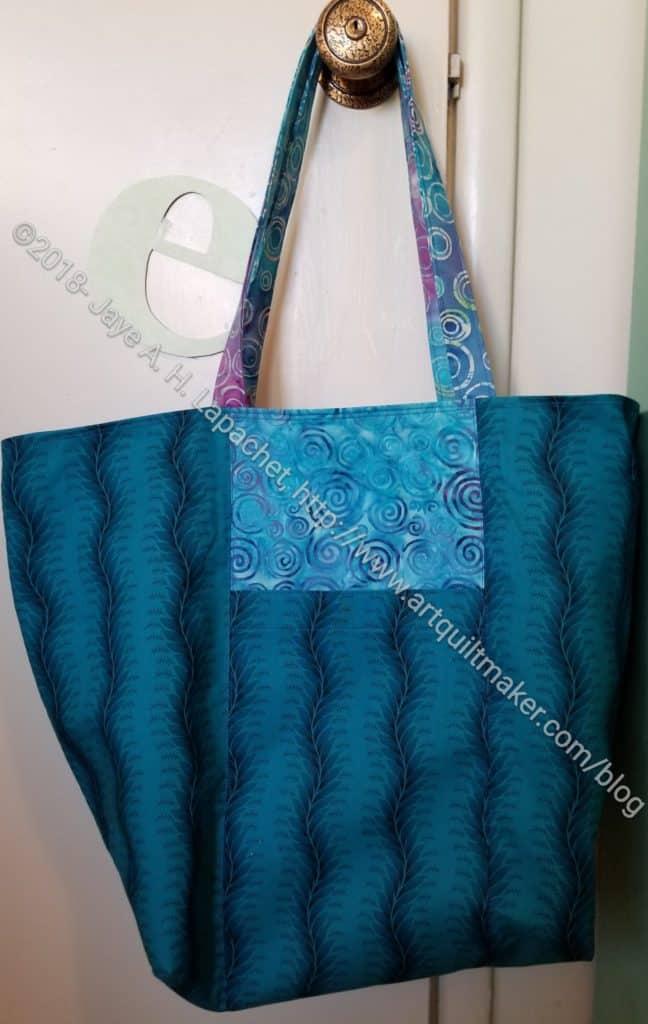 Allison's 2018 Bag
