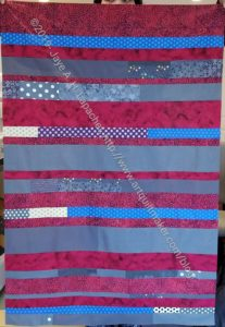 Ends n.7 Donation Quilt