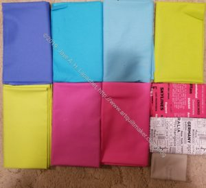 QuiltCon: Free Spirit solids