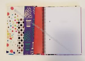 Gerre's Journal Cover with front cover open