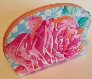 Zipper Pouch from Angela