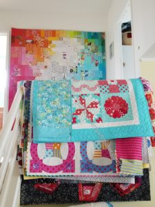 Quilt Display - April 2019
