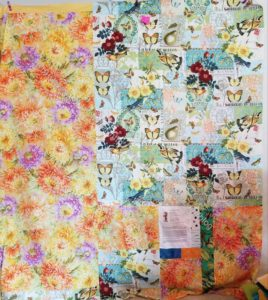 FOTY 2017 Back - ready to quilt