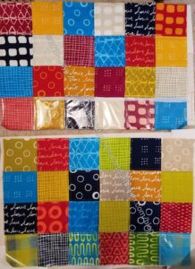 Batik Chubby Charmer Quilted