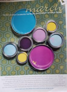Home magazine color inspiration